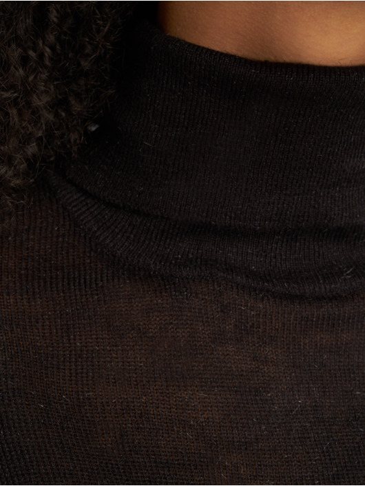 Pieces Swetry PcAnilla czarny