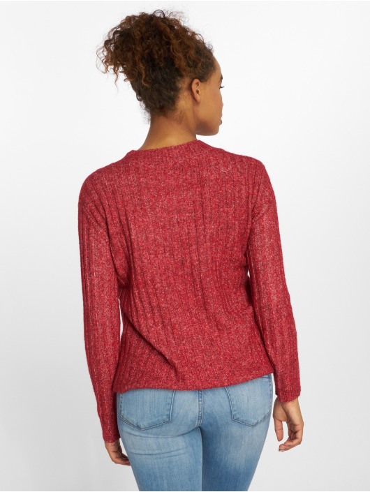Pieces Swetry pcSanni czerwony