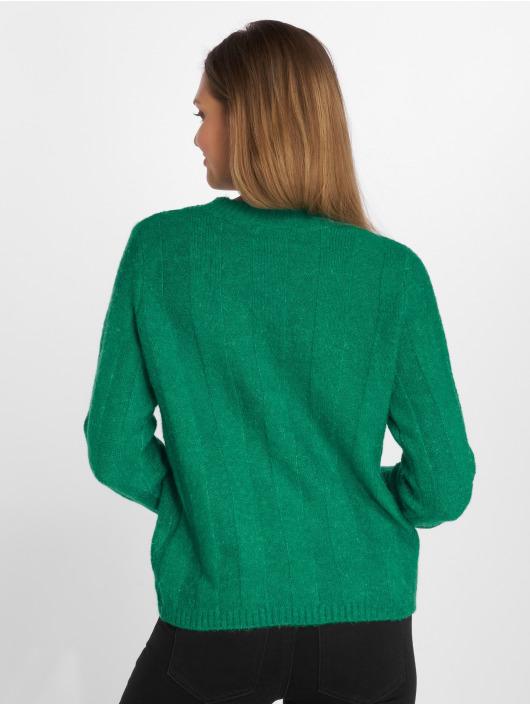 Pieces Swetry pcTara zielony