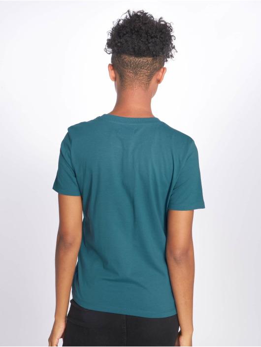 Pieces T-Shirt pcTrini Pb blau