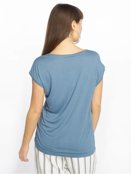 Pieces T-Shirt pcBillo blau
