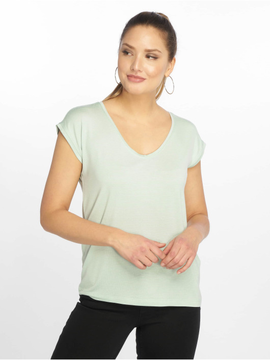 Pieces T-Shirt pcBillo green