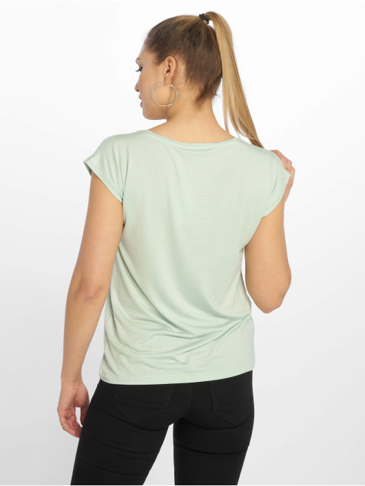 Pieces T-Shirt pcBillo grün