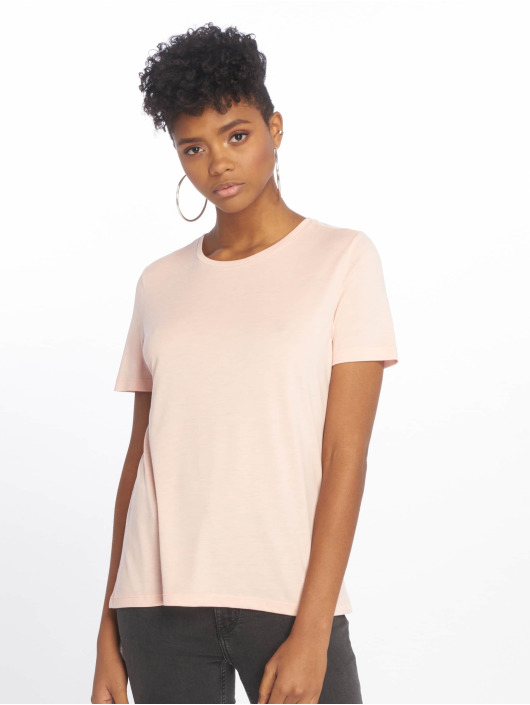 Rose 545787 Pieces Femme Pclucy shirt T Tl1cJKu5F3