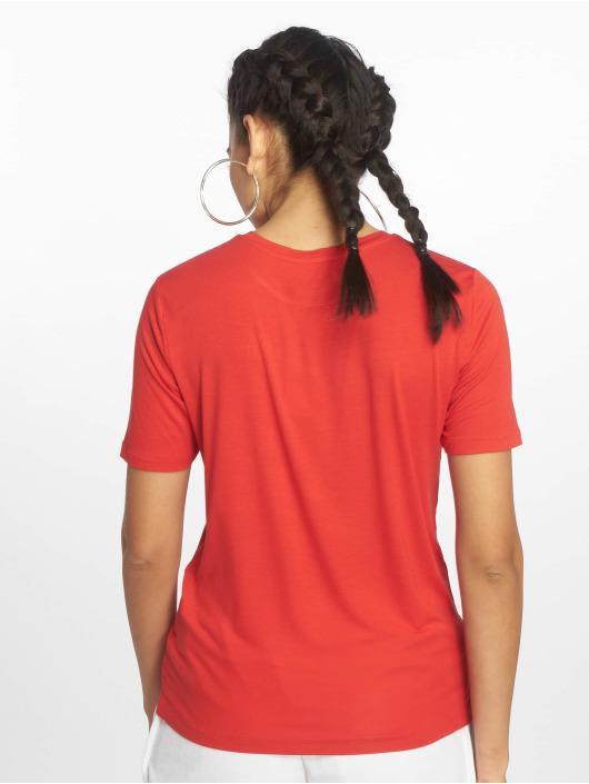 Pieces T-Shirt pcBroklyn rot