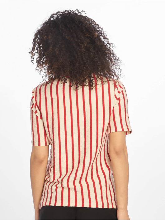 Pieces T-skjorter pcBora beige