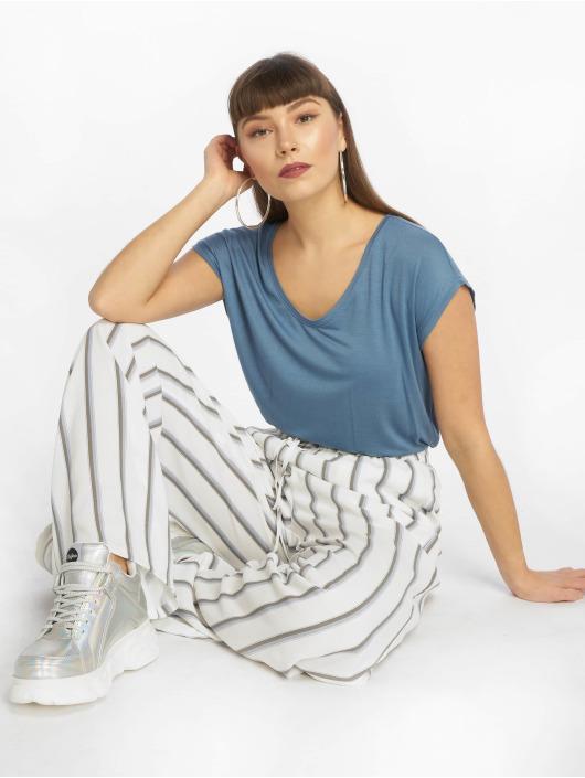 Pieces T-skjorter pcBillo blå