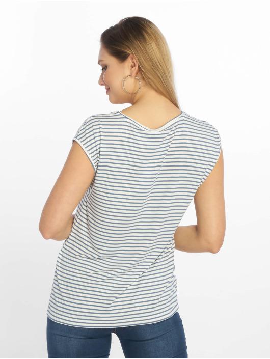 Pieces T-skjorter pcBillo New Noos hvit