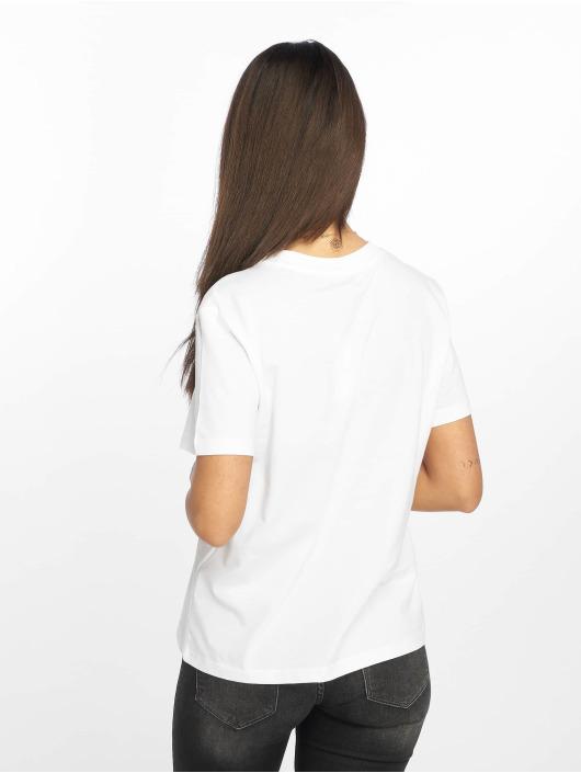 Pieces T-skjorter pcBess hvit