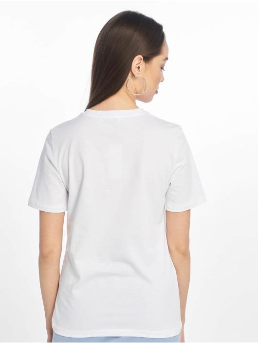 Pieces T-skjorter pcEnnie hvit