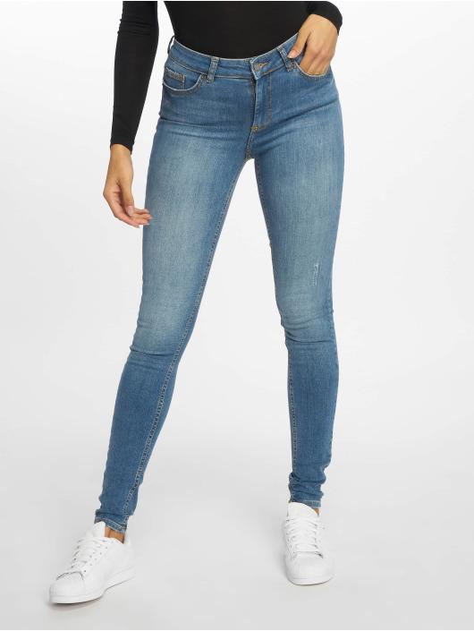 Pieces Tynne bukser pcDelly B181 Mw blå