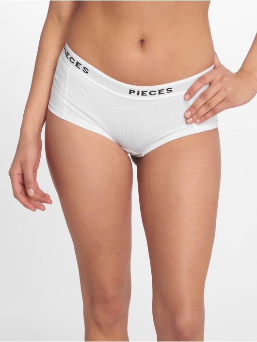 Pieces Underwear pcLogo hvit
