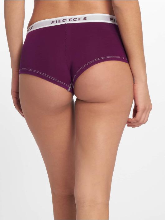 Pieces Underwear pcLogo lilla