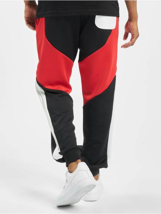 Pink Dolphin Jogging kalhoty Bold čern