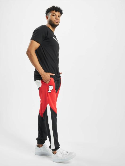 Pink Dolphin joggingbroek Bold zwart