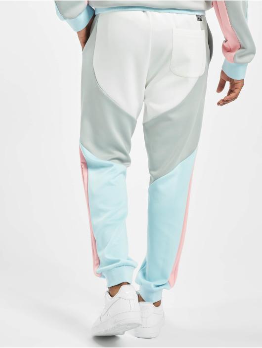 Pink Dolphin Pantalone ginnico Bold bianco