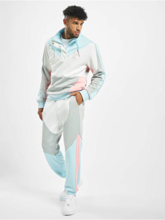 Pink Dolphin Pullover Bold weiß