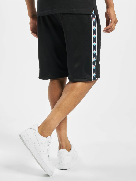 Pink Dolphin Short Wave Sport black