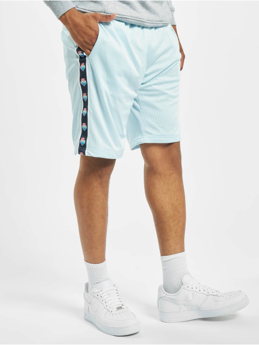 Pink Dolphin Short Wave blue