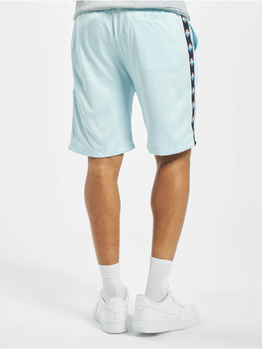 Pink Dolphin Shorts Wave blau