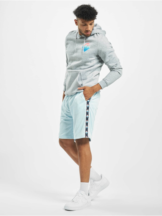 Pink Dolphin shorts Wave blauw
