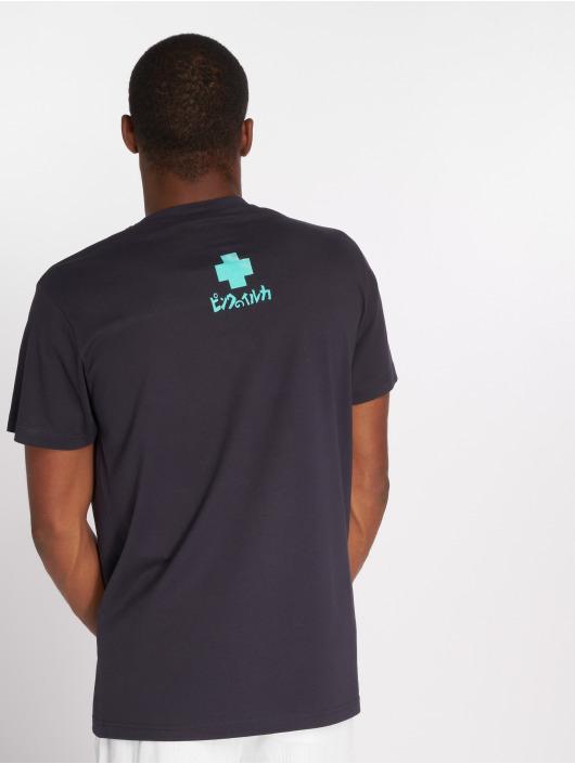 Pink Dolphin T-Shirt Letterbox bleu