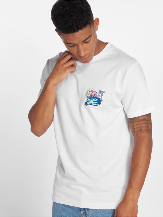 Pink Dolphin T-Shirty Roll Tide bialy