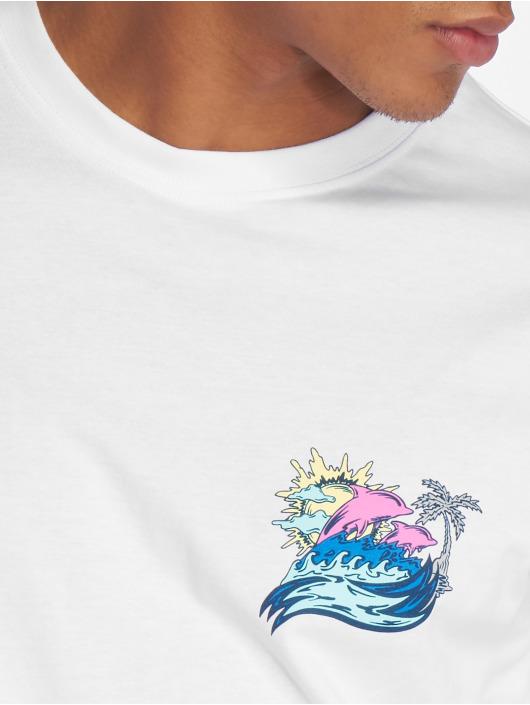 Pink Dolphin T-skjorter Roll Tide hvit