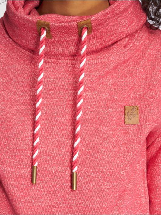 Platinum Anchor Swetry Makena czerwony