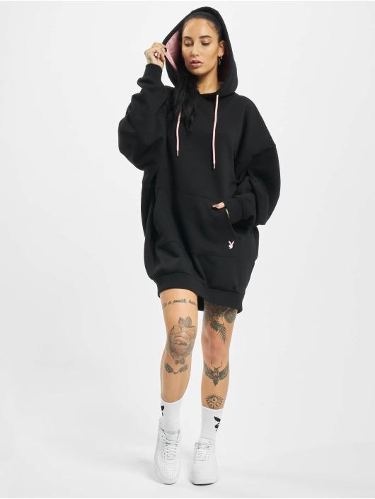 Playboy x DEF Dress Hoodie black