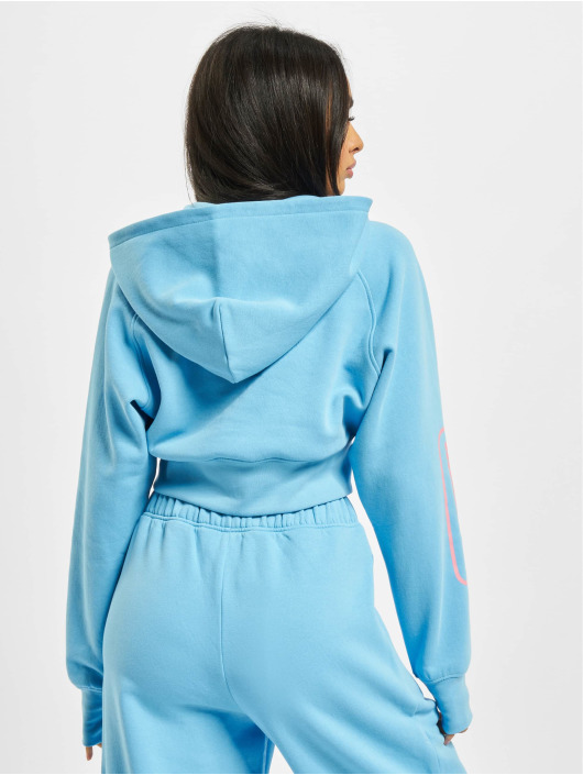 Playboy x DEF Hoody Pockets blau