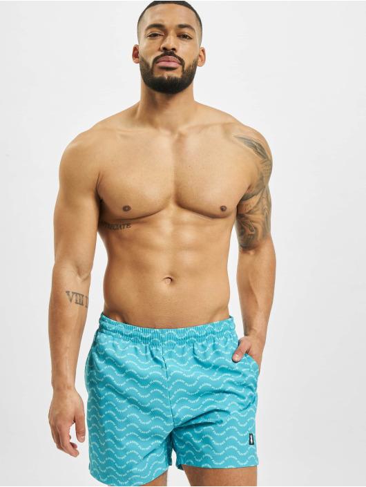 Playboy x DEF Kąpielówki Swim niebieski
