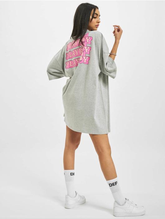 Playboy x DEF Kleid Dress grau