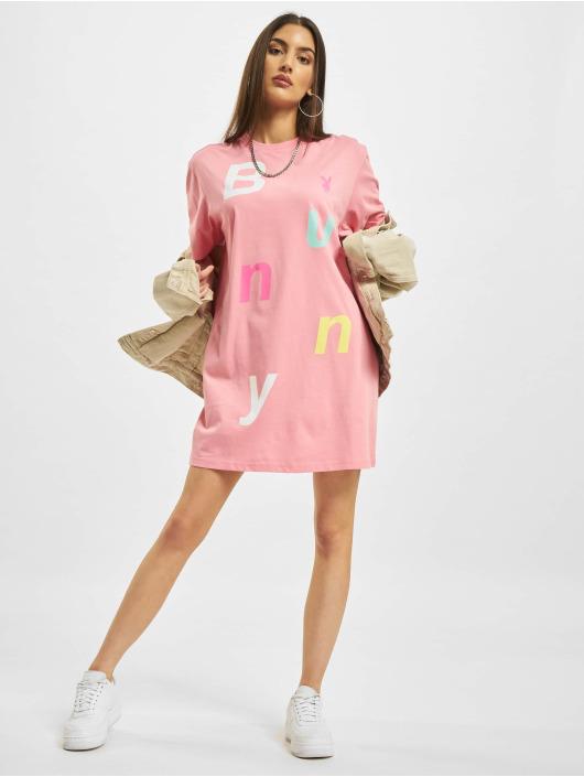Playboy x DEF Kleid Bunny rosa