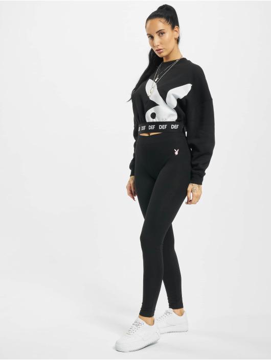 Playboy x DEF Legging/Tregging Small Logo black
