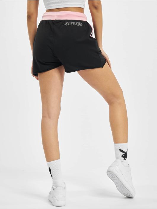 Playboy x DEF Shorts Shorts svart