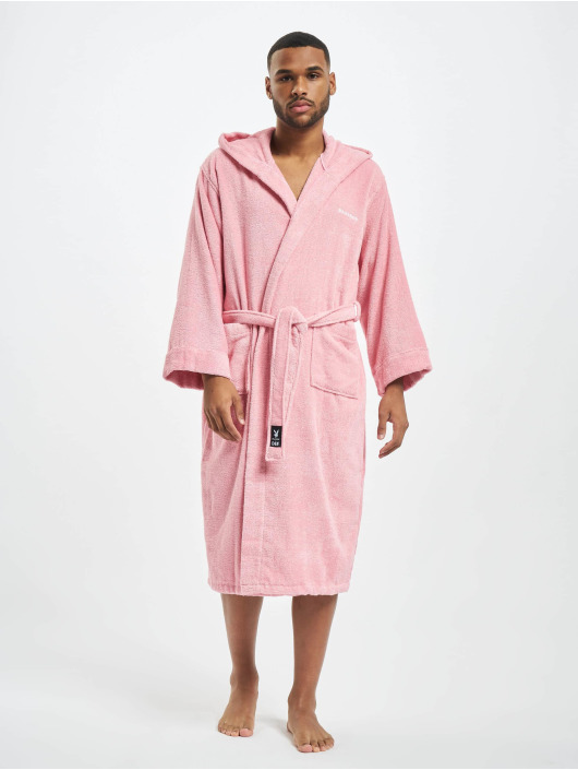 Playboy x DEF Sonstige Bathrobe rosa