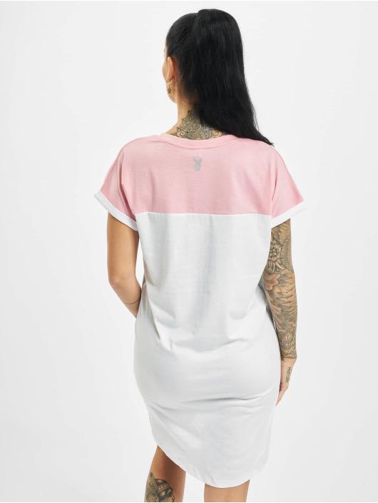 Playboy x DEF Sukienki T-Shirt szary