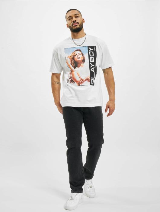 Playboy x DEF T-Shirt Graphic blanc