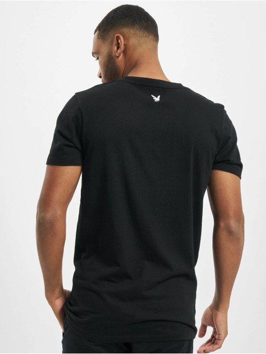 Playboy x DEF T-Shirt V-Neck schwarz