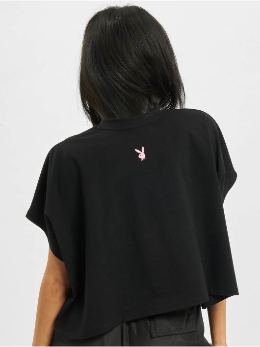 Playboy x DEF T-Shirt Bunny schwarz