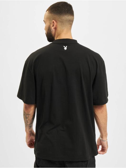 Playboy x DEF T-Shirty Single czarny