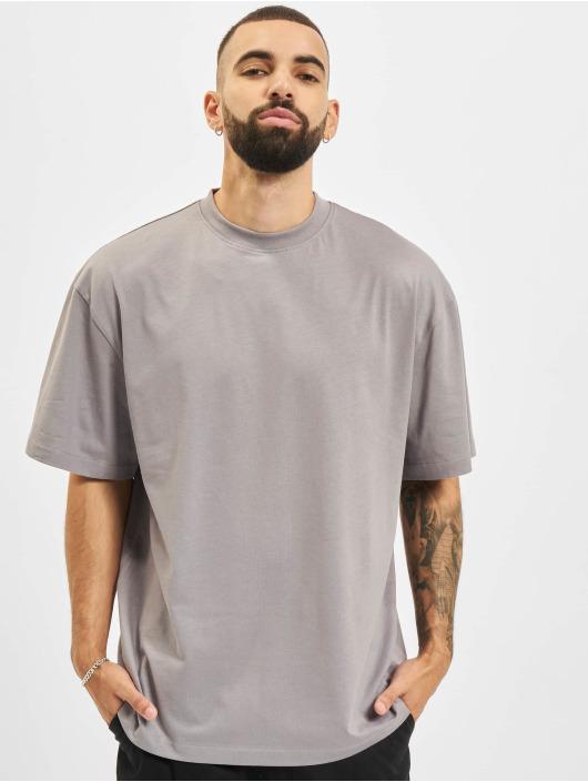 Playboy x DEF T-skjorter Signature grå