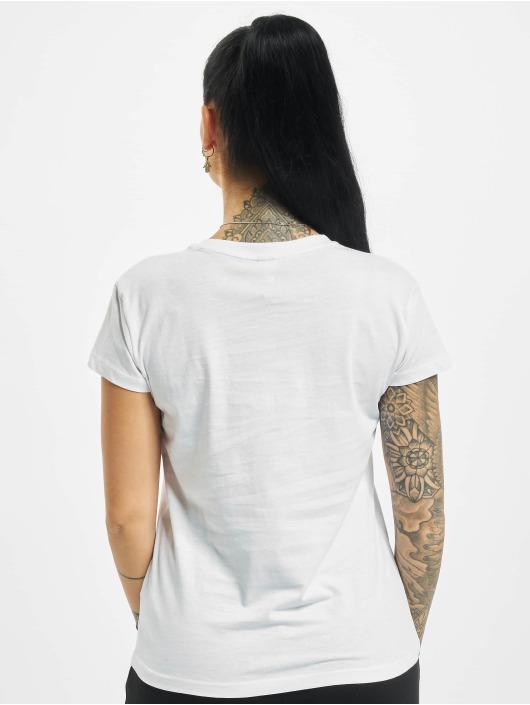 Playboy x DEF T-skjorter DEF hvit