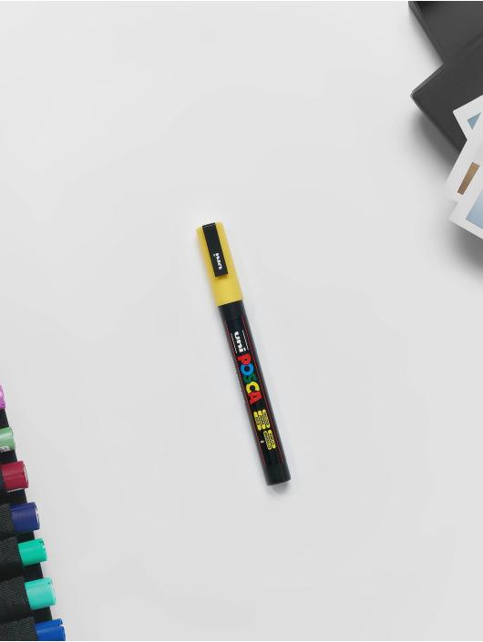 Posca Tusj PC3M konische Spitze fein yellow gul
