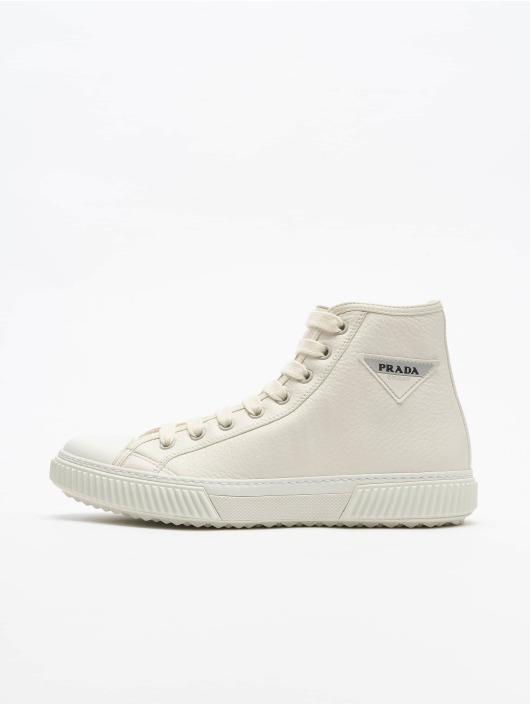 Prada Sneaker Calzature Uomo bianco