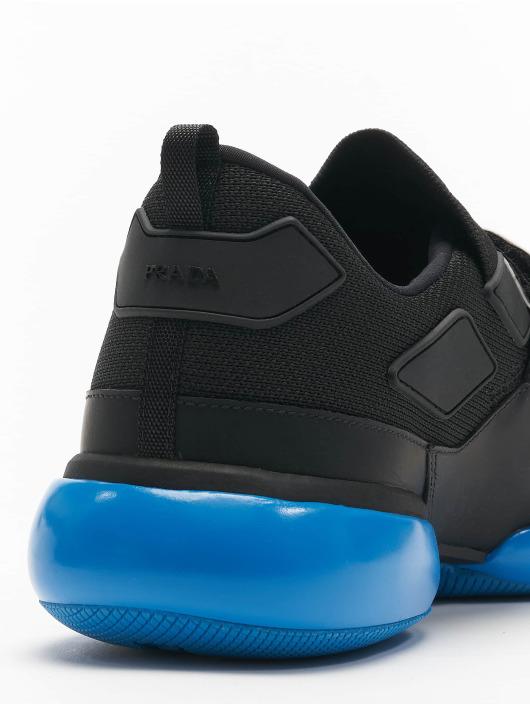 Prada Sneaker Sport Knit schwarz