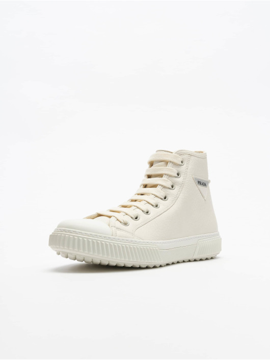Prada Sneaker Calzature Uomo weiß