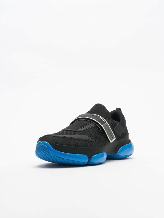 Prada Sneakers Sport Knit czarny