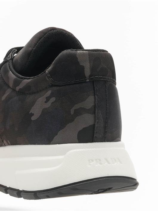 Prada Sneakers Nylon Camoufla kamouflage